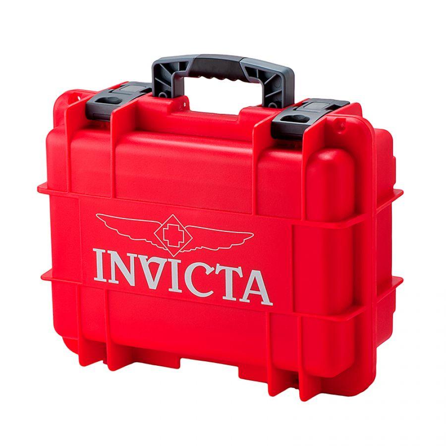Invicta Dive Case 8 Slot Red | DC8RED