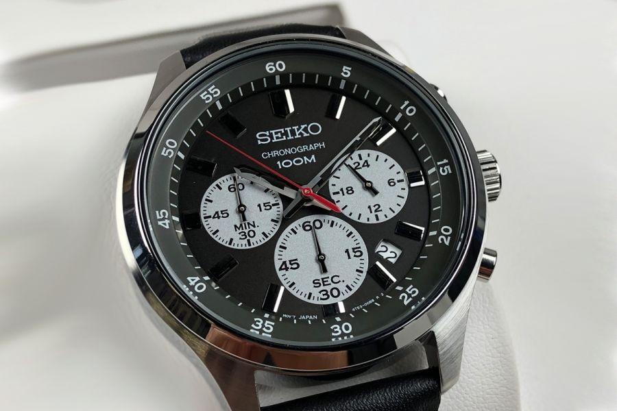 Seiko Quartz Chronographs