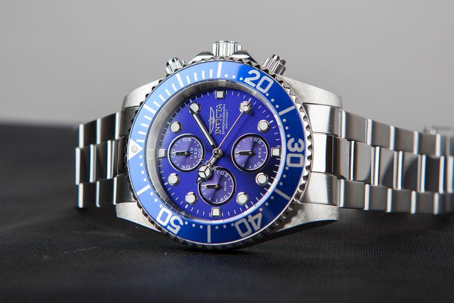 Invicta Pro Diver Chronographs