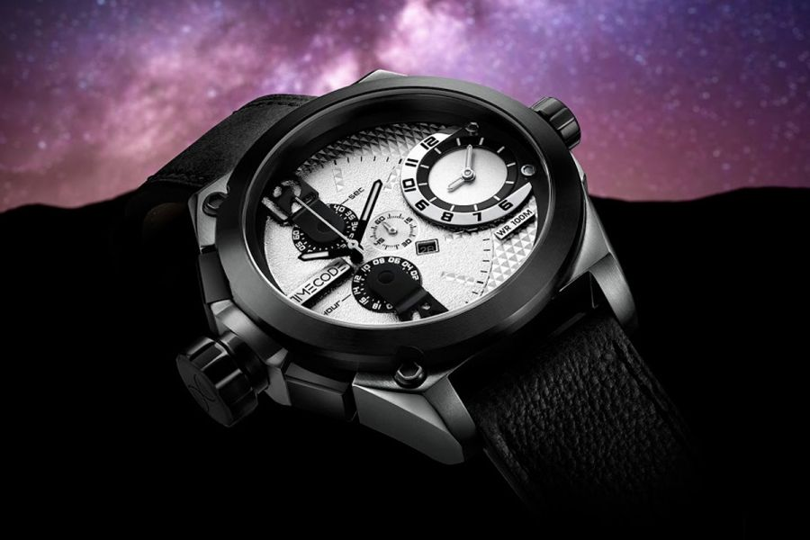 Timecode Multiverse Dual Time XXL Chronographs