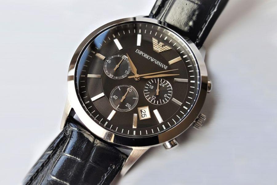 Emporio Armani Classics Renato Chronograph | AR2447