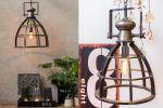 Industriële hanglamp Barbera