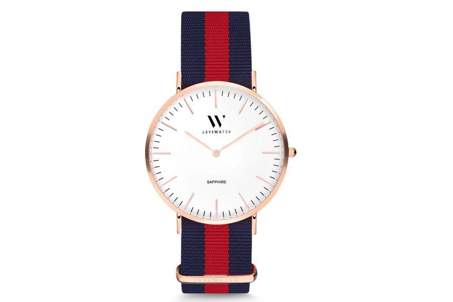 Love watch minimalistische herenhorloges | LW2018