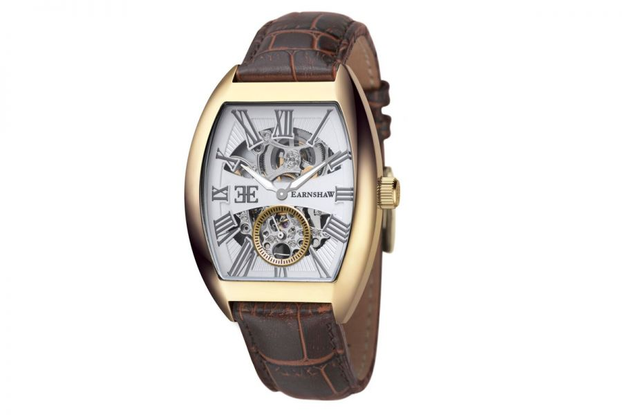 Thomas Earnshaw Holborn 38 mm Goud | ES-8015-03