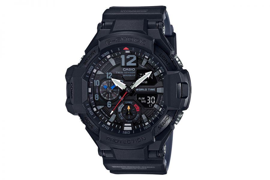 Casio G-Shock Multifunctional | GA-1100-1A1ER