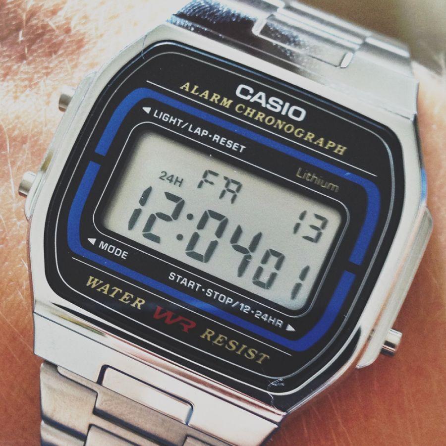 Casio Retro Vintage | A164WA-1VES