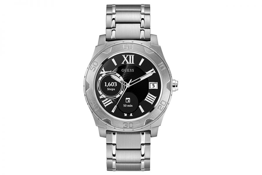 Guess Connect Smartwatches   C1001G4