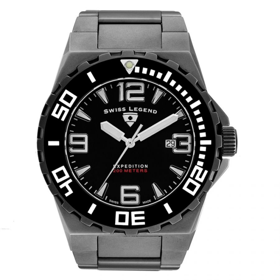 Swiss Legend Expedition Swiss Made | SL-10008SM-GM-11