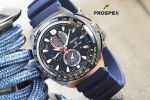 Seiko Prospex World Time Solar
