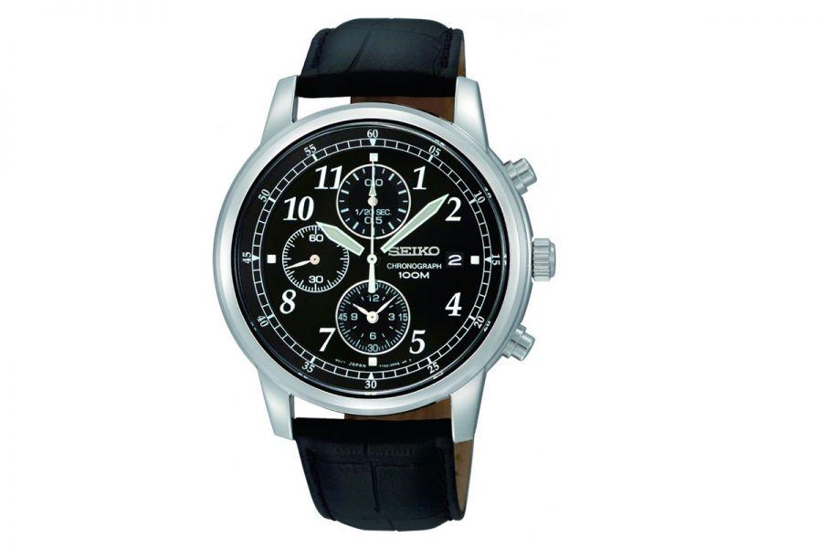 Seiko klassieke chronografen   SNDC33P1