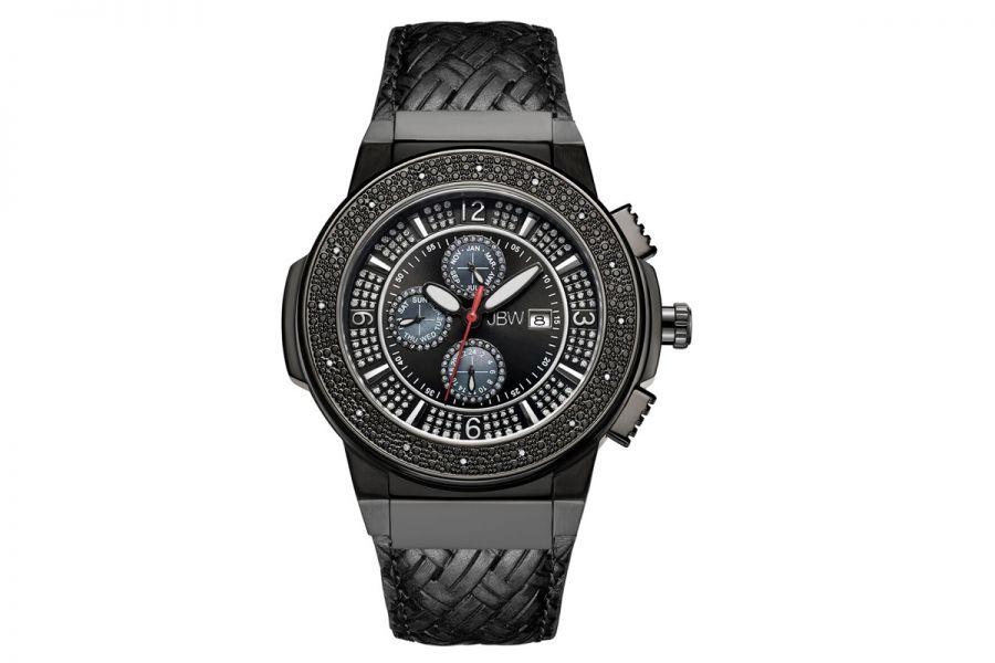 JBW Saxon Diamonds Leather | JB-6101L-I