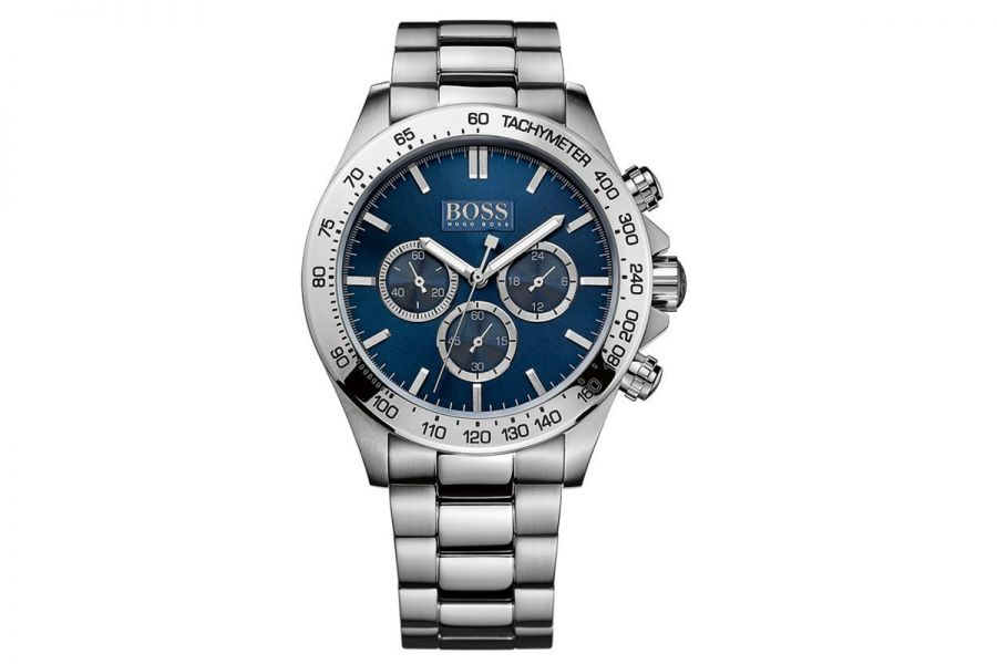 Hugo Boss Ikon HB1512963 Heren Horloge 45mm 10 ATM