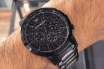 Emporio Armani Renato AR2485 Heren Horloge 43mm 5 ATM-100704125