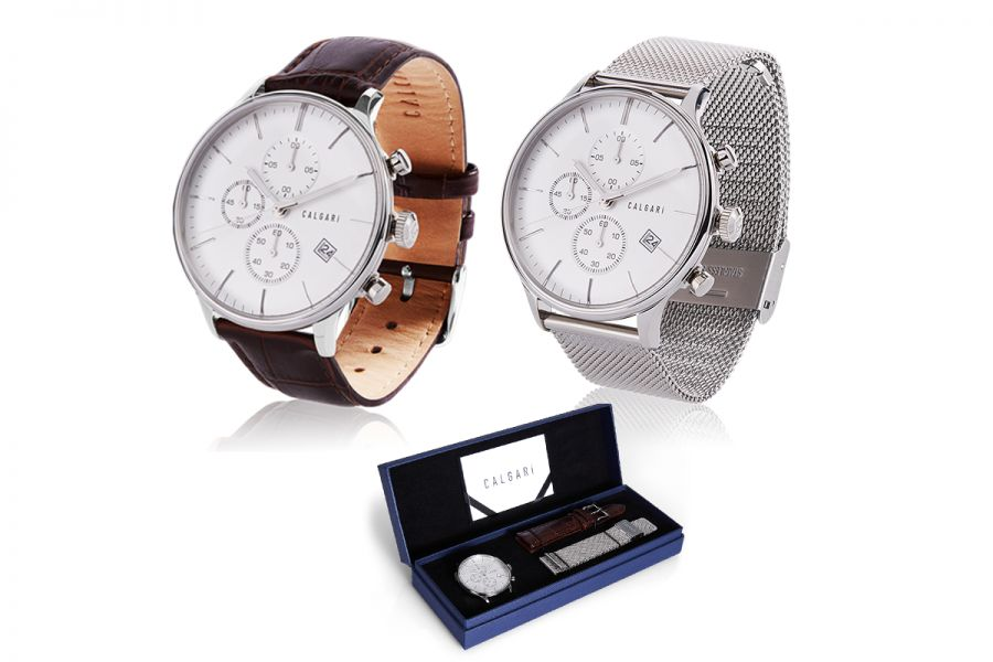 Calgari Giftbox Silver Edition
