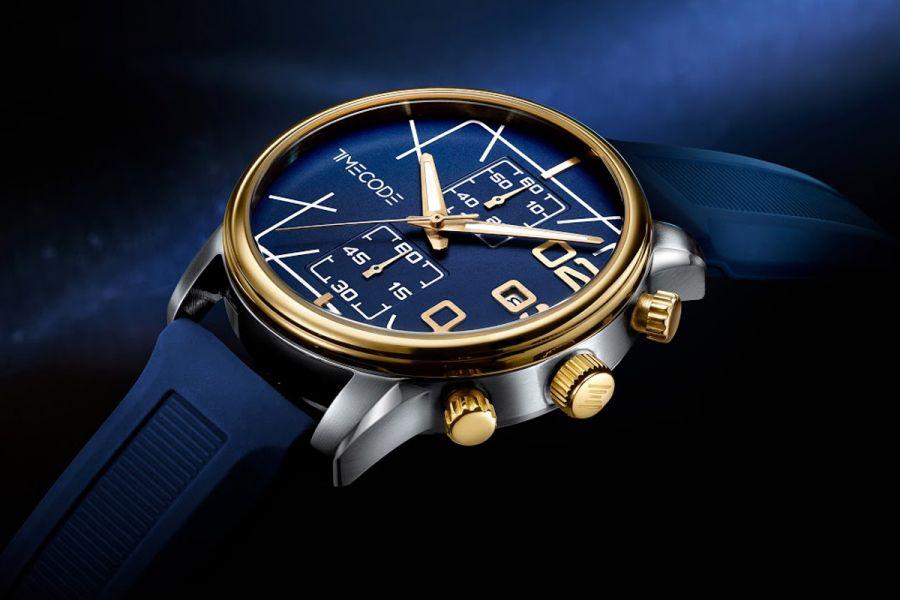 Timecode Voyager Chronographs   TC-1019