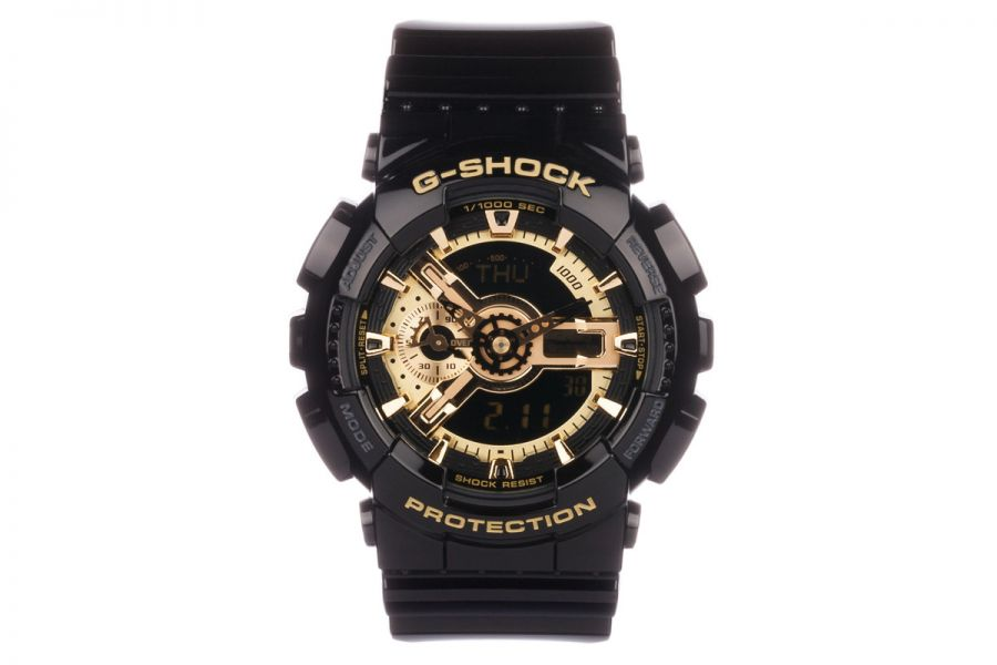 Casio G-Shock Gold Stealth Chronograph | GA-110GB-1AER