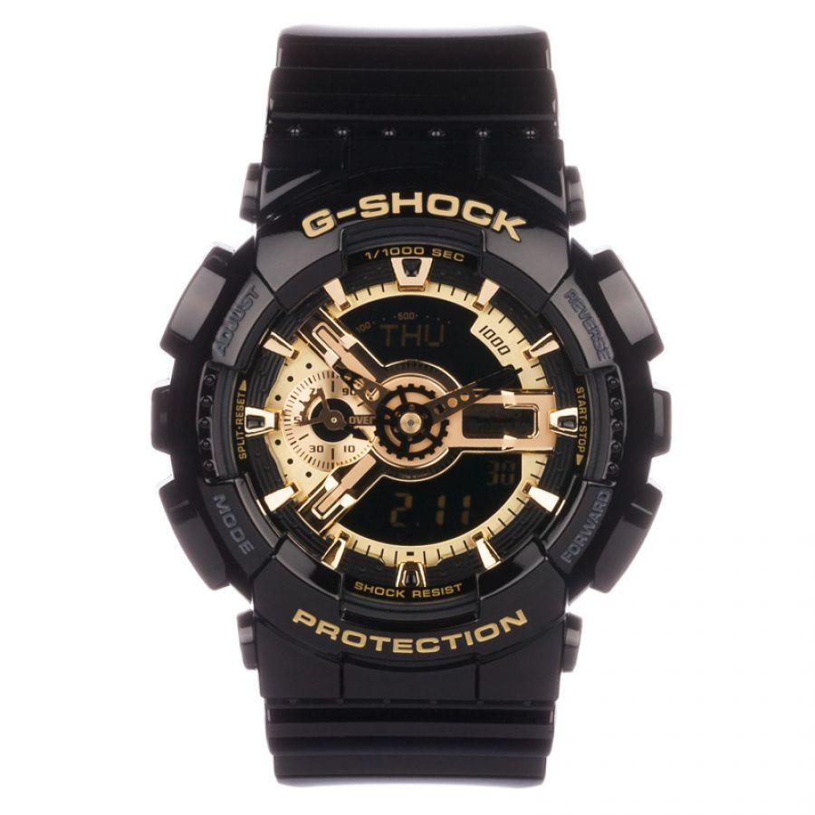 Casio G-Shock Gold Stealth Chronograph   GA-110GB-1AER