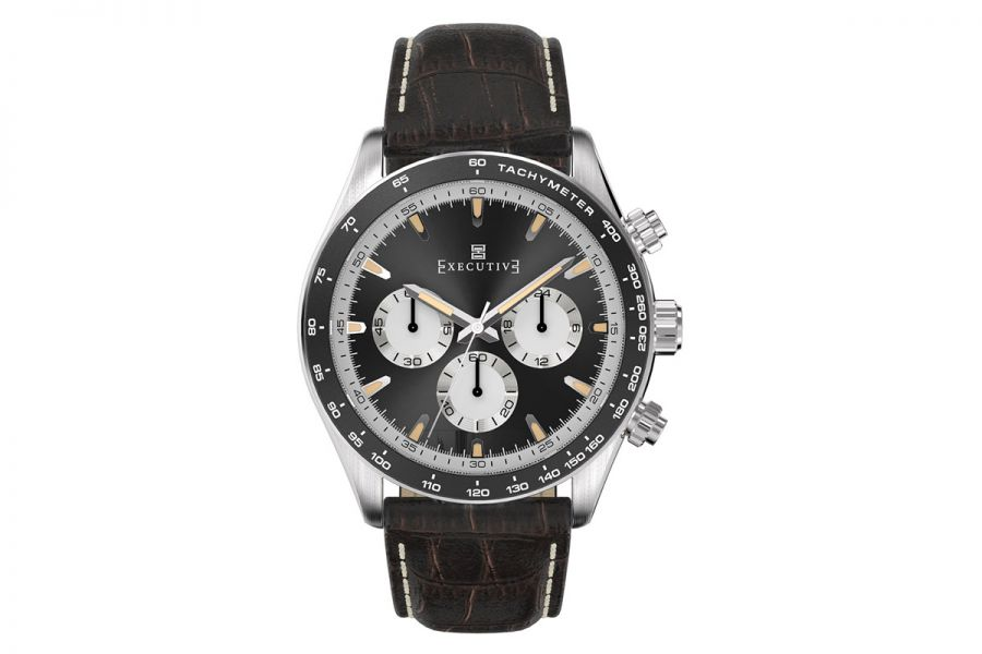 Executive Tweed Chronograph | EX-1018-05