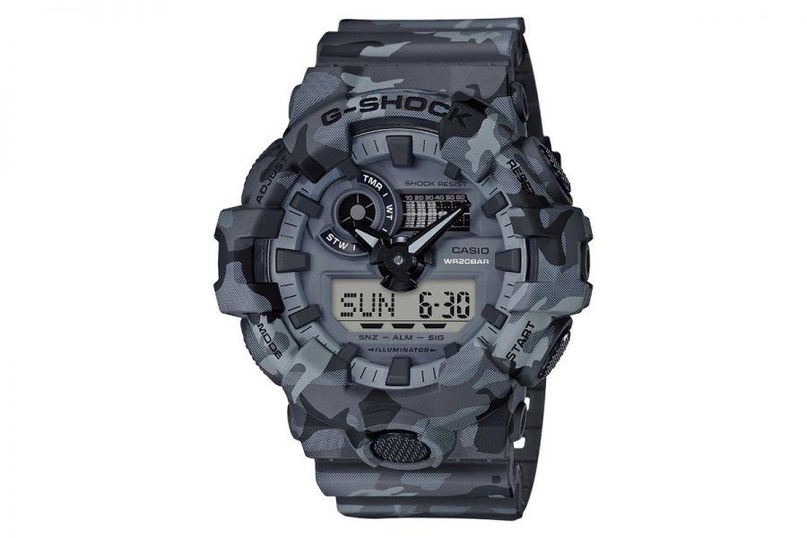 Casio G-Shock Classic Camouflage | GA-700CM-8AER