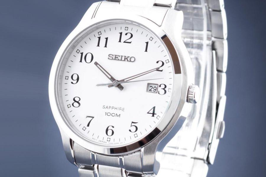 Seiko Sapphire Quartz  | SGEH67P1