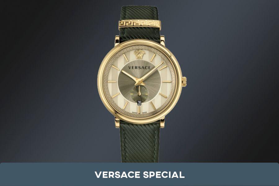 Ongebruikt Versace Swiss Made V-Circle dameshorloges XX-76