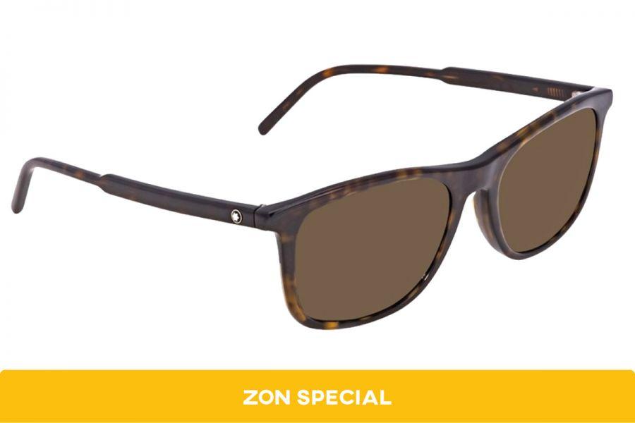 Montblanc zonnebril | MB-593-S - 52J