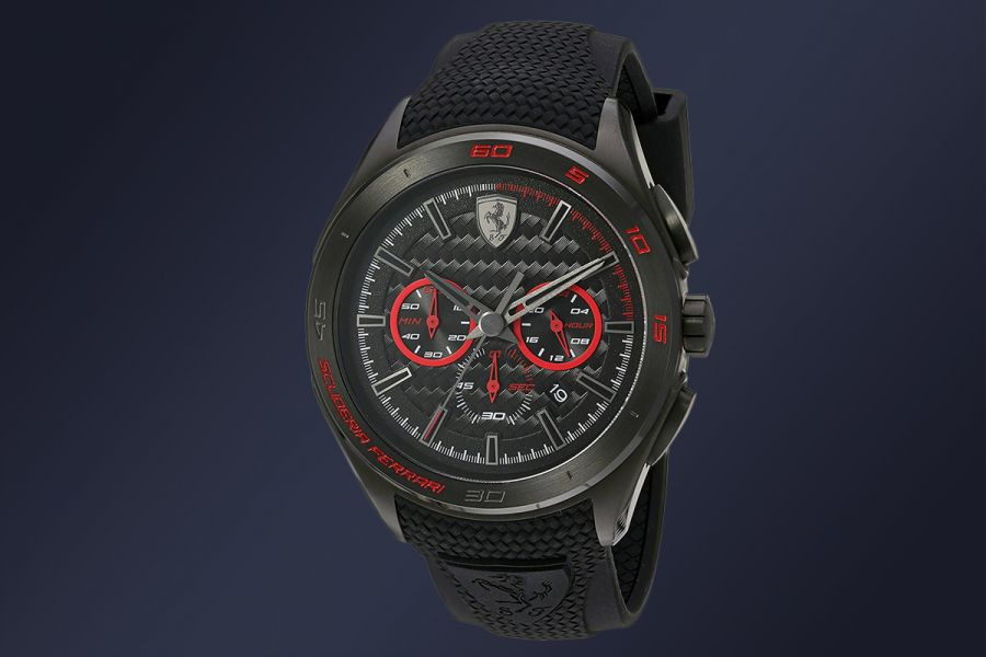 Scuderia Ferrari Gran Premio Chronograph | SF0830344