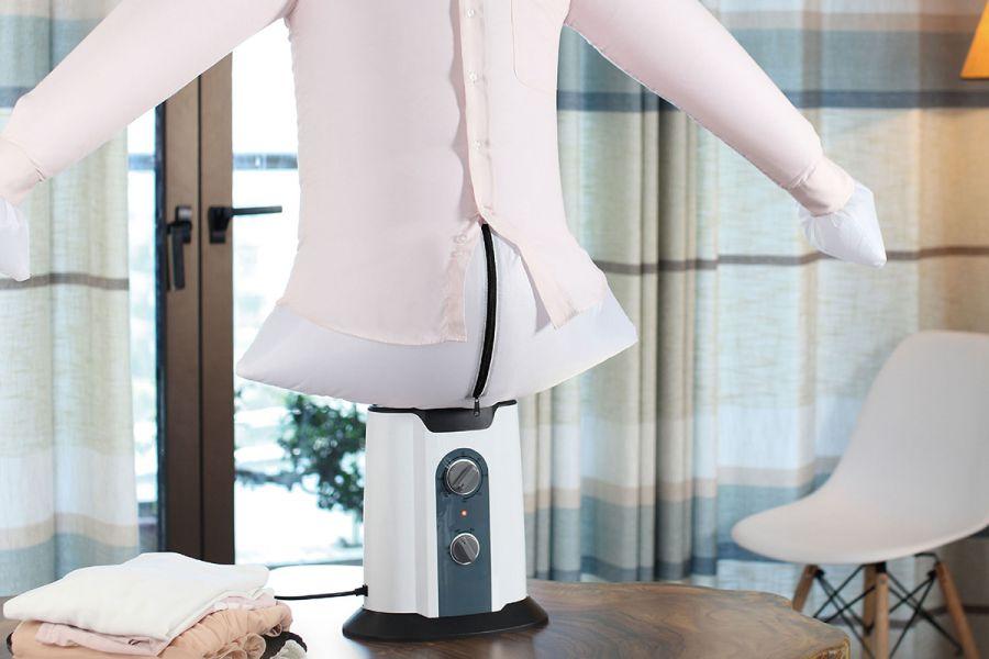 Automatische strijkmachine/droger