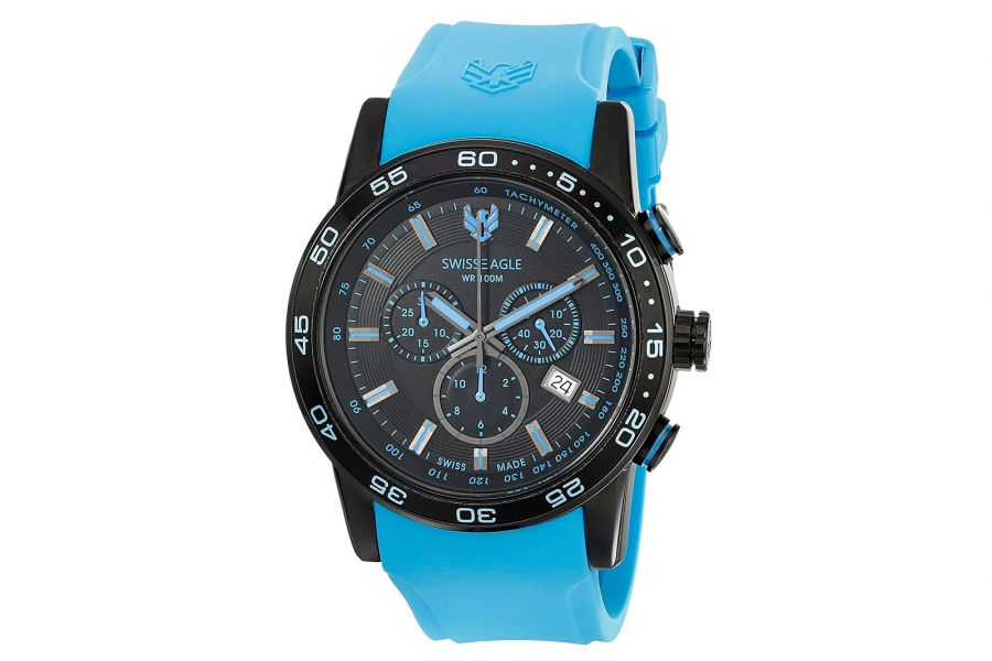 Swiss Eagle 'Swiss Made' Terrain Chronograph SE-9057-10