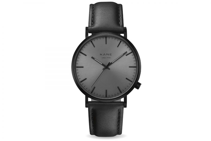 Kane Watches | Black out - Classic black