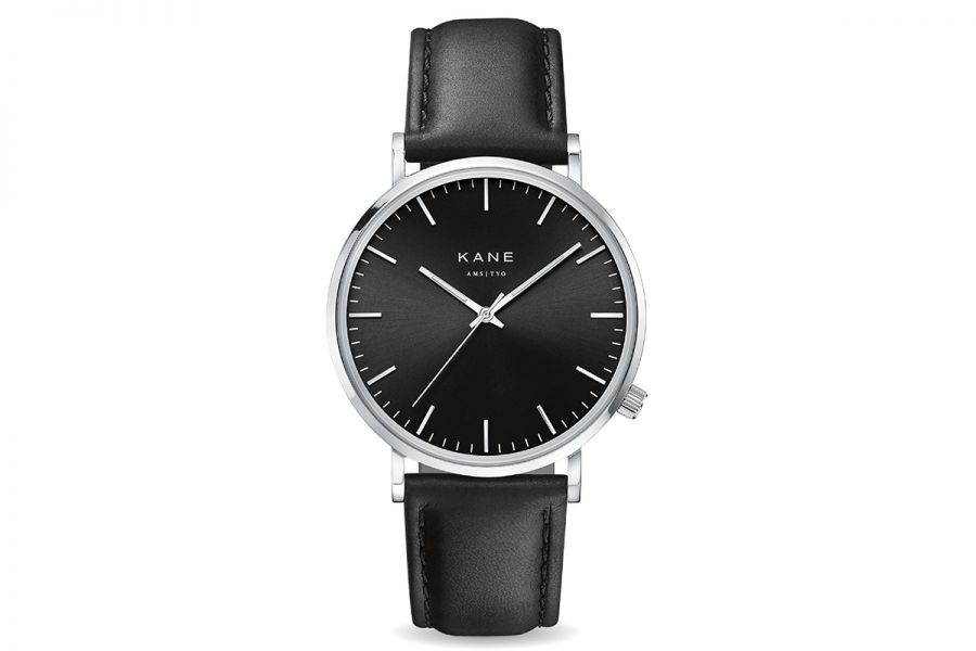 Kane Watches | Black Code - Classic black