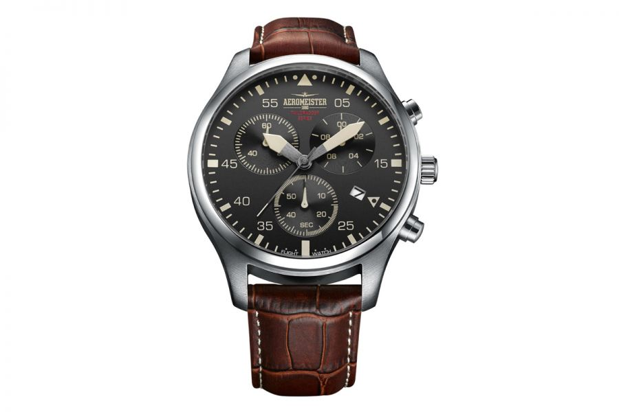 Refurbished Aeromeister Taildragger AM8002 Chronograph