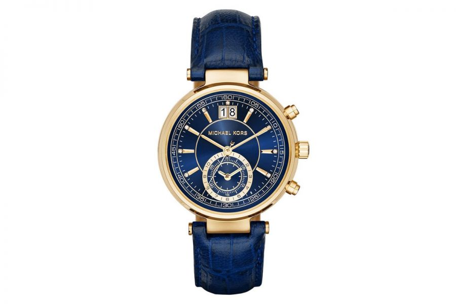 Michael Kors Sawyer Navy | MK2425