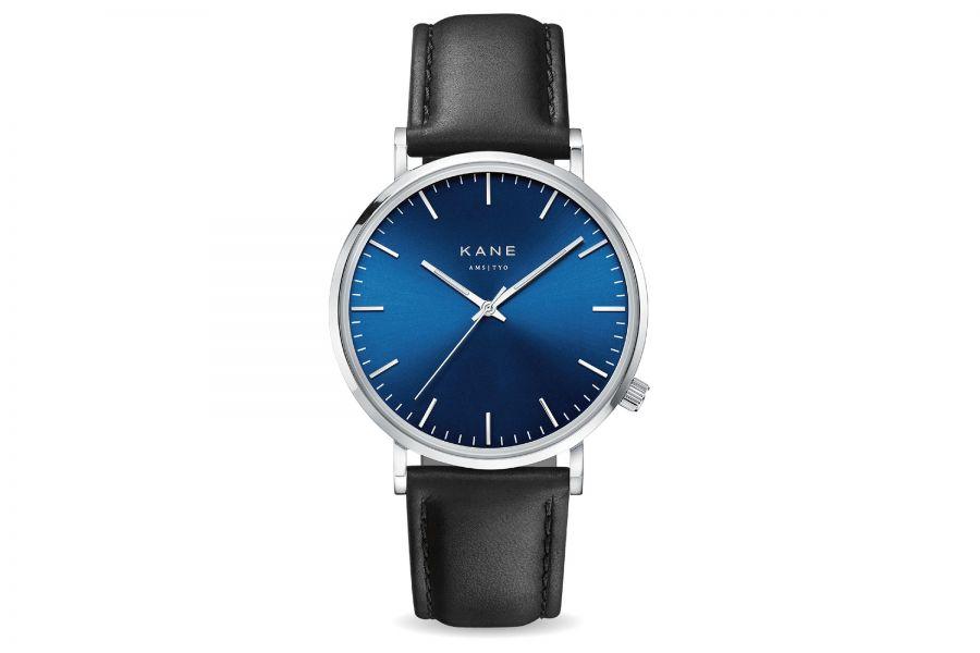 Kane Watches | Blue Artic Classic Black