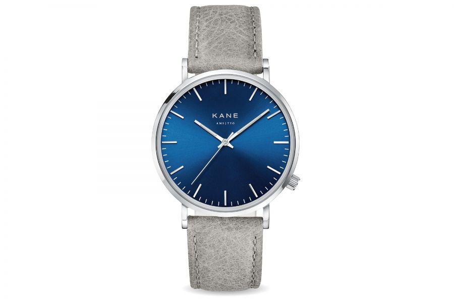 Kane Watches | Blue Artic Urban Grey