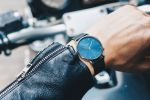 Kane Watches | Blue Artic Black Mesh-100710889