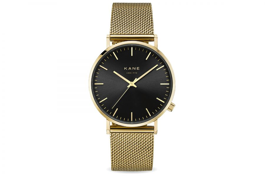 Kane Watches | Gold club Gold Mesh
