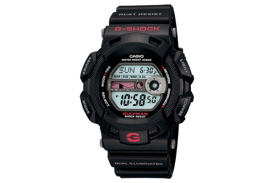 Casio G-Shock Rust Resist Gulfman | G-9100-1E