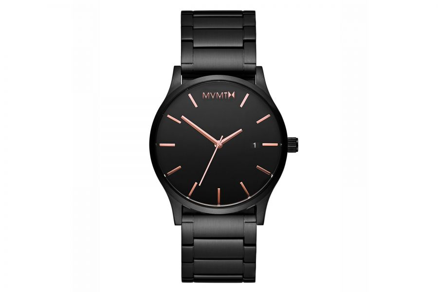 MVMT Classic 45mm Black Rose | D-MM01-BBRG