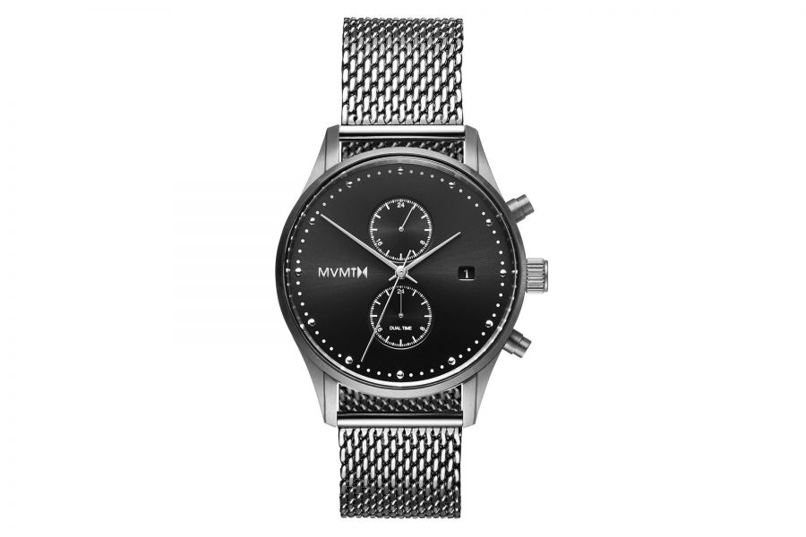 MVMT Voyager 42mm Sterling D-MV01-S2