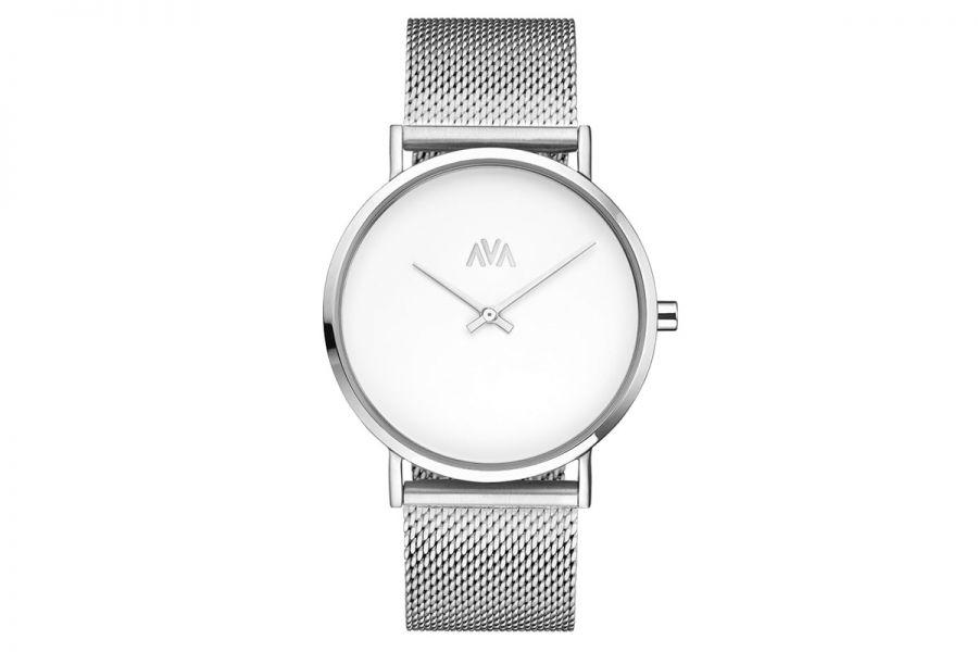 AVA Mani Limited Edition   Silver Vit