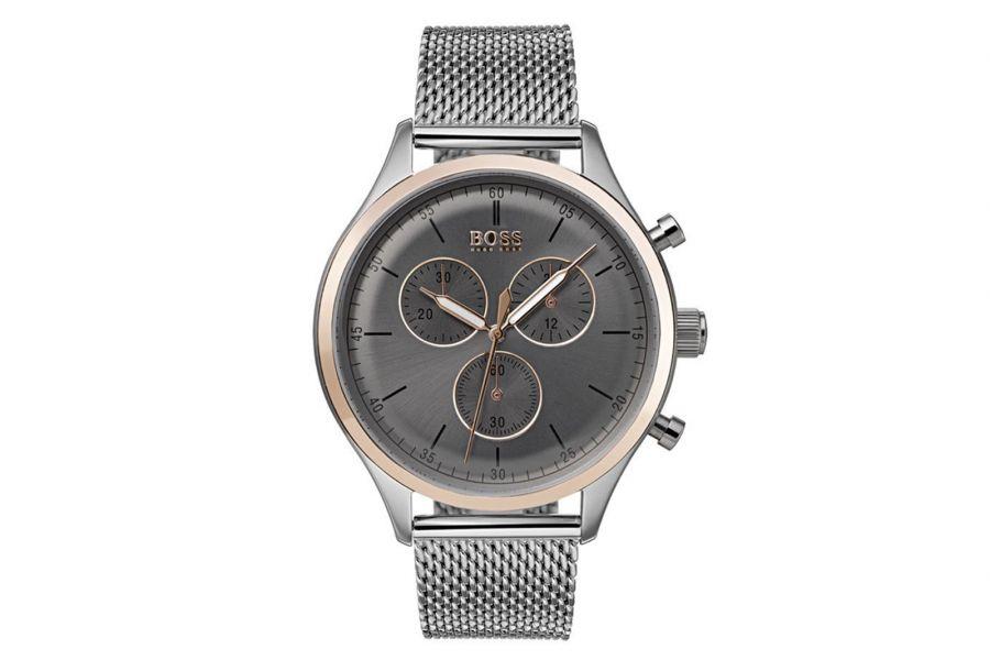 Hugo Boss Companion HB1513549 Heren Horloge 42mm 5 ATM