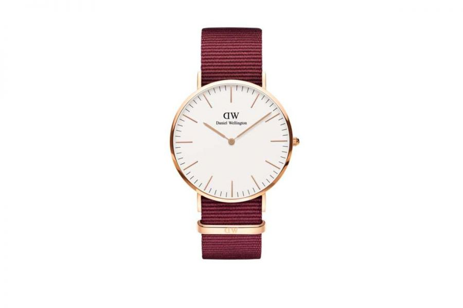 Classic 40 Roselyn RG White DW00100267