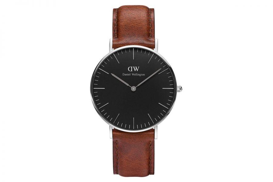 Daniel Wellington Classic Black St Mawes  | DW00100142