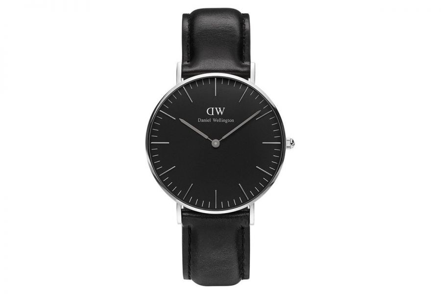 Daniel Wellington Classic Black Sheffield | DW00100145