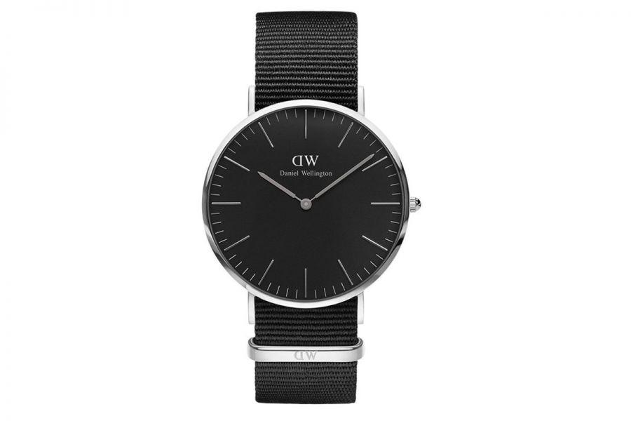 Daniel Wellington Classic Black Cornwall | DW00100149
