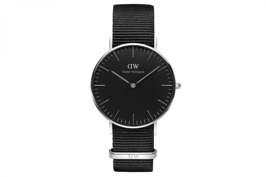 Daniel Wellington Black Cornwall  | DW00100151