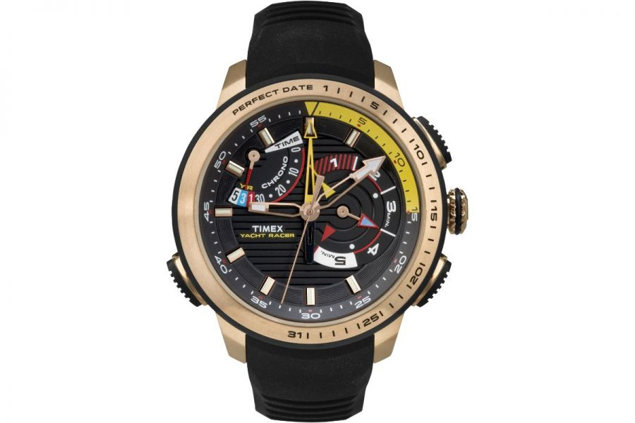 Refurbished - Timex Yacht Racer Chronograph   TW2P44400