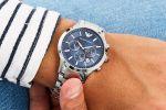 Emporio Armani Renato AR2448 Heren Horloge 43mm 5 ATM-100714376