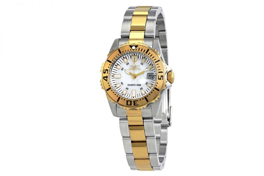 Invicta Pro Diver Ladies | 6895 <br/>EUR 84.95 <br/> <a href='https://watch2day.nl/tthorloges/?tt=30410_1549683_321771_&r=https%3A%2F%2Fwatch2day.nl%2Fdeal%2Finvicta-pro-diver-ladies-6895' target='_blank'>Bekijk de Deal</a>